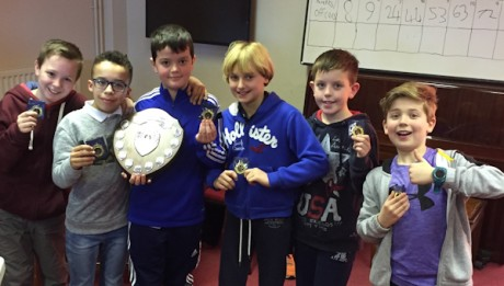 Boys Brigade Junior Section Quiz